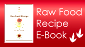 Raw Food Recipe E-Book